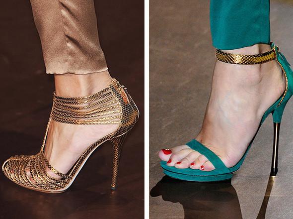 Walking in my shoes: 10 тенденций обуви весны-лета 2011. Изображение № 80.