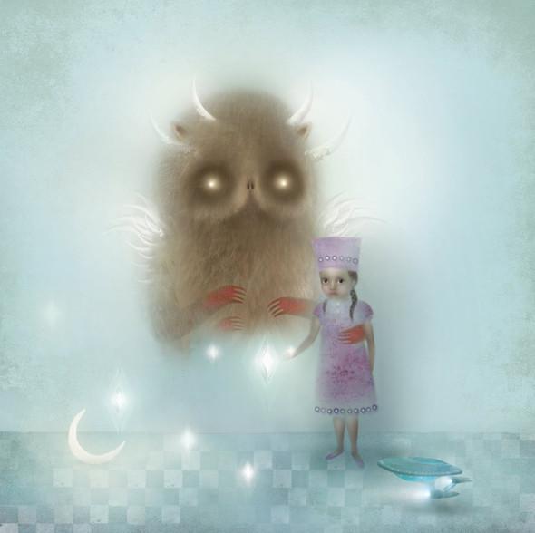 Изображение 45. Сказки на ночь от Лизы Эванс (Lisa Evans).. Изображение № 58.