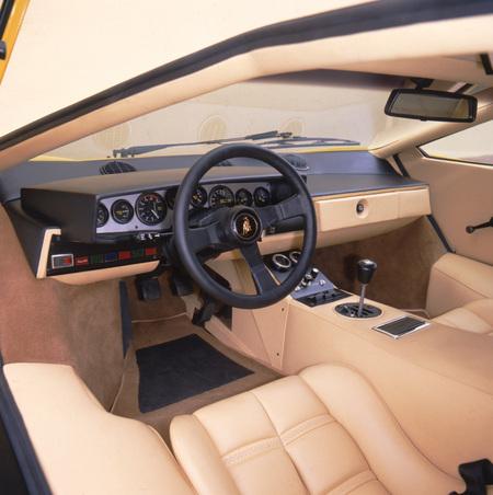 Lamborghini 1974 Countach LP400. Изображение № 7.
