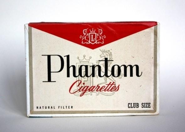Изображение 26. Ретроспектива сигаретной пачки.. Изображение № 26.