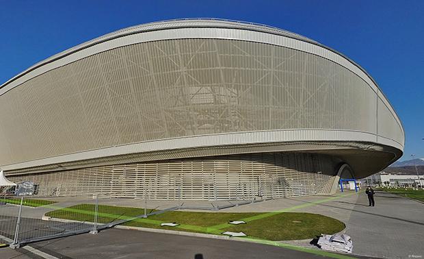 «Яндекс» показал панорамы олимпийских объектов. Изображение № 1.