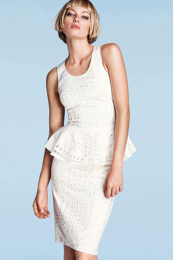 Джессика Харт в рекламе H&M. Изображение № 1.
