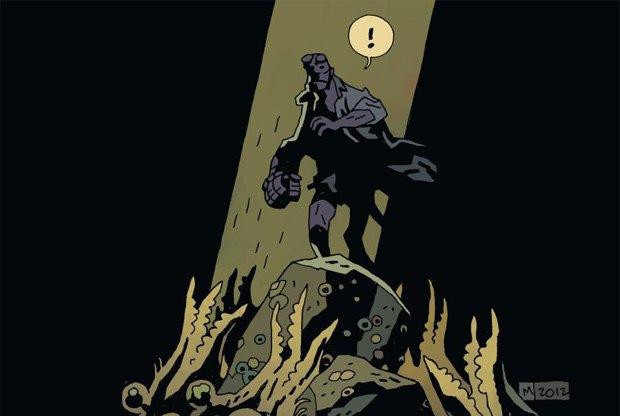 Что читать: 10 новых комиксов. Изображение № 5.