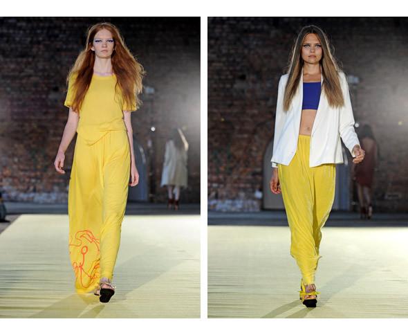 Stockholm Fashion Week SS 2012: Часть I. Изображение № 4.