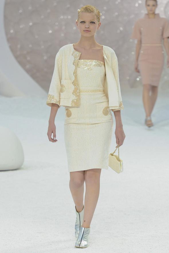 Chanel на Парижской неделе моды. Изображение № 4.