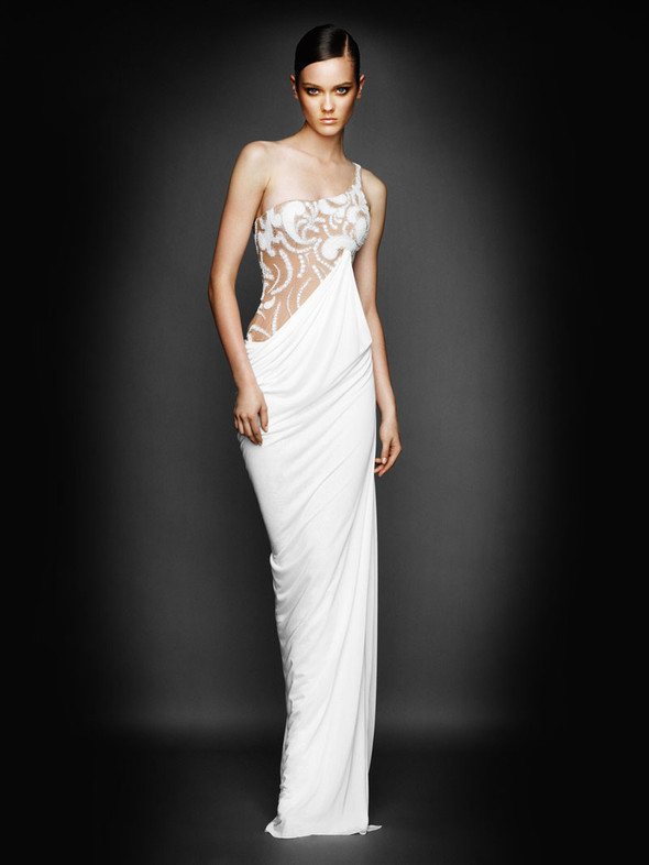 Atelier Versace FW 2010. Изображение № 13.