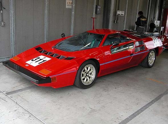 Десять лучших автомобильных проектов 60х-70х-80х годов. Изображение № 12.
