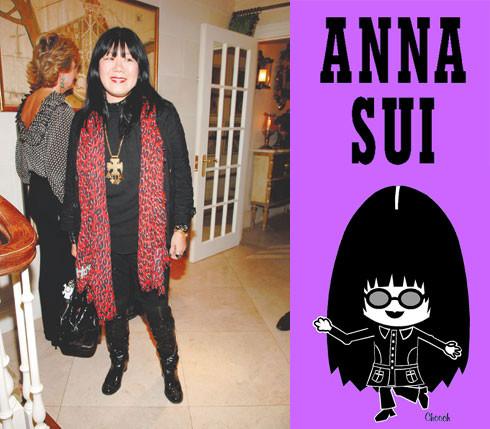 Anna Sui - буйство красок и принтов. Изображение № 21.
