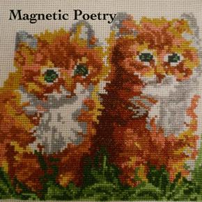 Премьера: Magnetic Poetry «Magnetic Mini-album». Изображение № 2.
