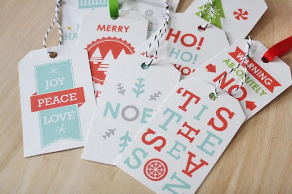 55 идей для упаковки новогодних подарков. Изображение №47.