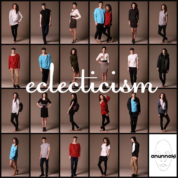 """Новая капсульная коллекция одежды Anunnaki Clothes """"Eclecticism"""". Изображение № 24."""