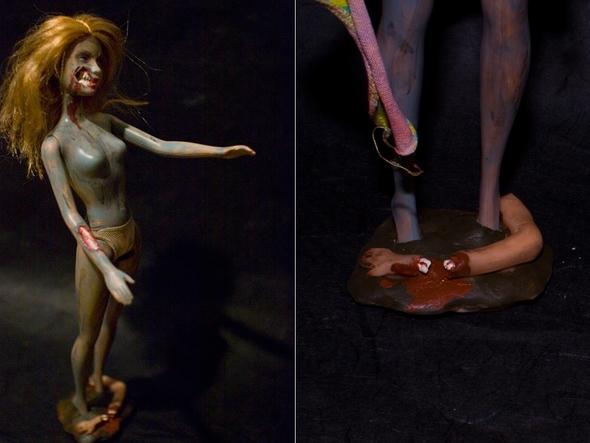 Undead Barbie. Изображение № 3.
