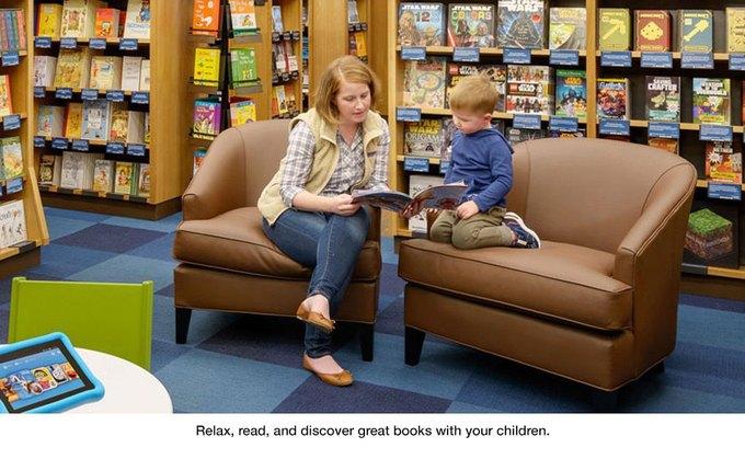 Amazon открыла книжный магазин в Сиэтле. Изображение № 4.