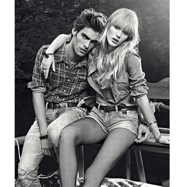 Изображение 29. Рекламные кампании: Fendi, Pepe Jeans и Trussardi 1911.. Изображение № 29.