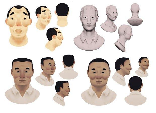 Анимация дня: японец, морской дух и груз прошлого. Изображение № 25.