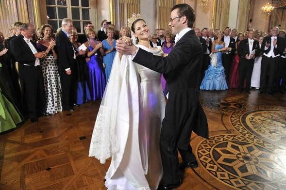 Свадьба шведской кронпринцессы Виктории. Изображение № 21.