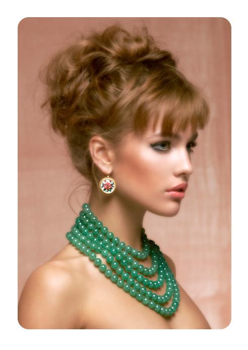 Лукбук: Ulyana Sergeenko Jewelry. Изображение №8.