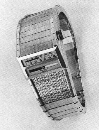 Самые странные наручные часы Топ-30. Изображение № 12.