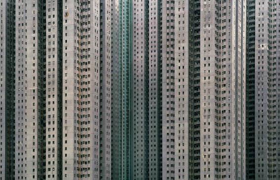 MIchael Wolf- бесконечные окна Гонконга. Изображение № 9.