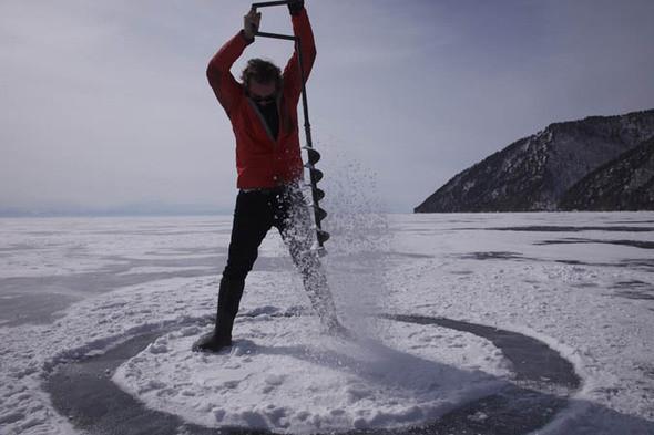 Изображение 34. Самый большой в мире Art-объект на Байкале.. Изображение № 13.