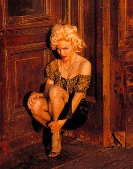 15 съёмок, посвящённых Мэрилин Монро. Изображение №4.