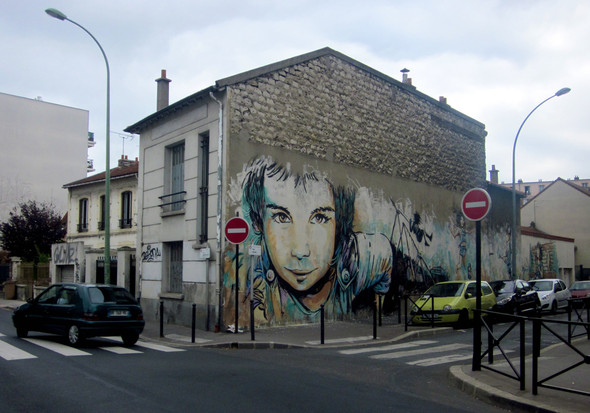 Алиса в Париже. Изображение № 22.
