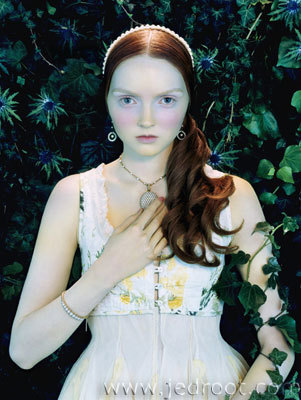 Lily Cole – top model doll. Изображение № 7.