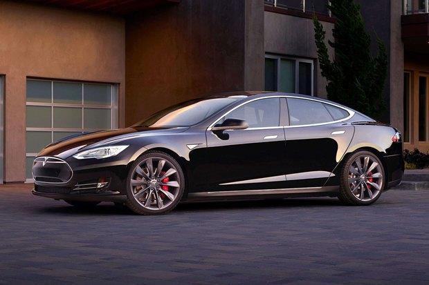Tesla Model S. Изображение № 8.