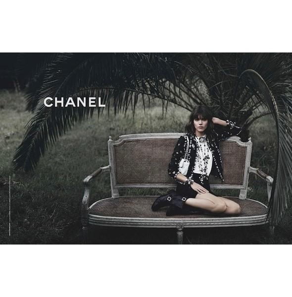 Изображение 3. Рекламные кампании: Chanel, Donna Karan, Stella McCartney и другие.. Изображение № 3.