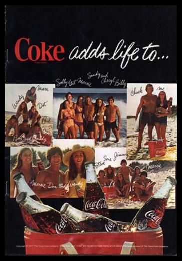 Изображение 94. Coca-cola – История бренда, история рекламы.. Изображение № 94.