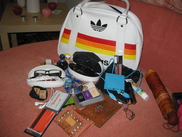 Look at Me: What's in your bag? Часть 2. Изображение № 28.