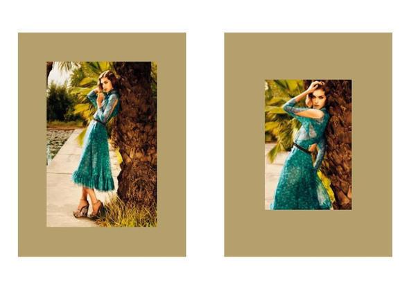 Изображение 9. Рекламные кампании: Yves Saint Laurent, Chanel и другие.. Изображение № 22.