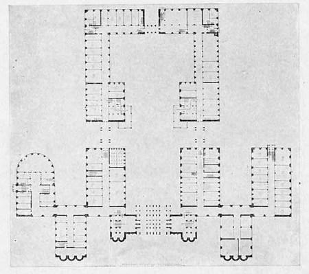 Архитектурные конкурсы 1923–1926 г.вСССР. Изображение № 13.