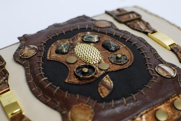 Кожанные чехлы для ipad ручной работы. Изображение № 15.