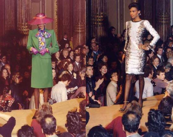 Архив: коллекции Yves Saint Laurent 1962-1999. Изображение № 19.