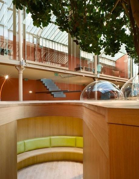 Pons Huot - офис будущего?. Изображение № 11.