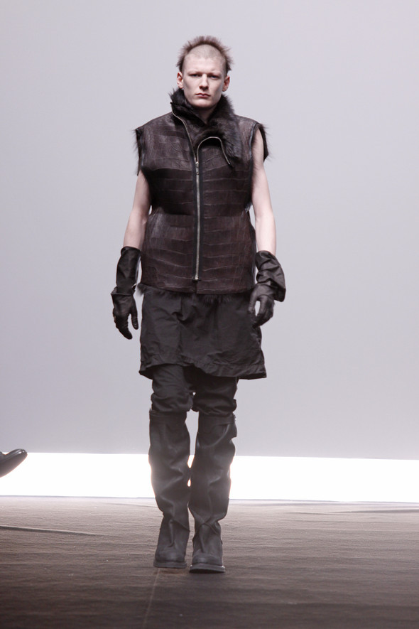 Rick Owens Fall Winter 2009 2010. Изображение № 3.
