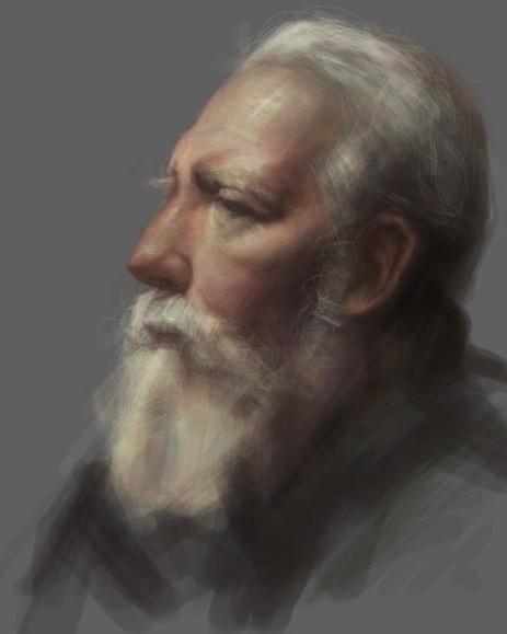Портреты на iPad. Изображение № 2.