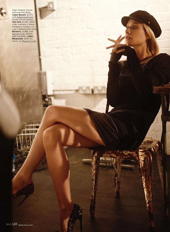 Фотосьемка: Elle US - Гвинет Пелтроу. Изображение № 6.