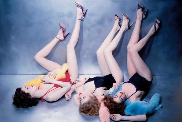 Изображение 30. Мода и Стиль в работах 9ти мастеров фотографии.. Изображение № 21.