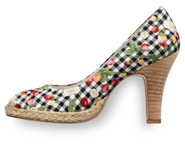 Новые фасоны обуви Tamaris лето 2012. Изображение № 2.
