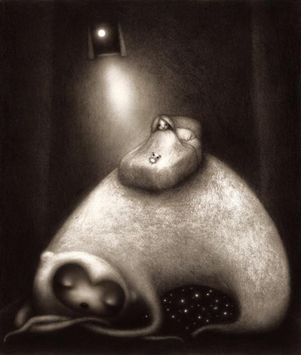 Изображение 3. Сказки на ночь от Лизы Эванс (Lisa Evans).. Изображение № 16.
