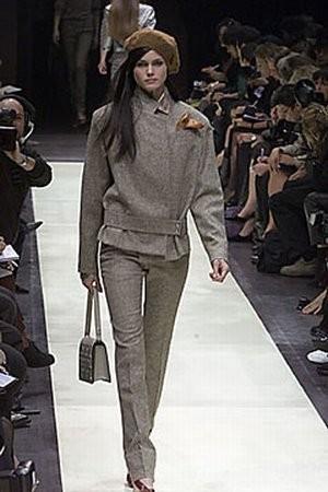 Louis Vuitton FW 2000. Изображение № 24.