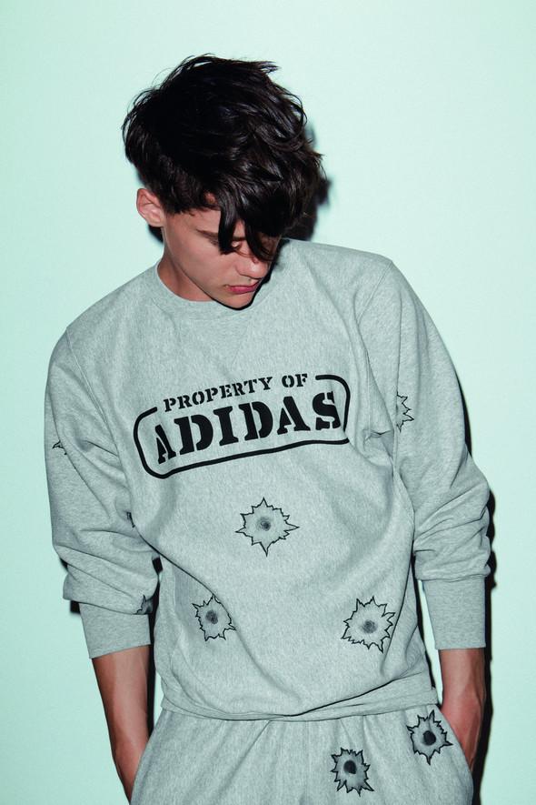 Лукбуки: Джереми Скотт и Дэвид Бекхэм для Adidas Originals. Изображение № 14.