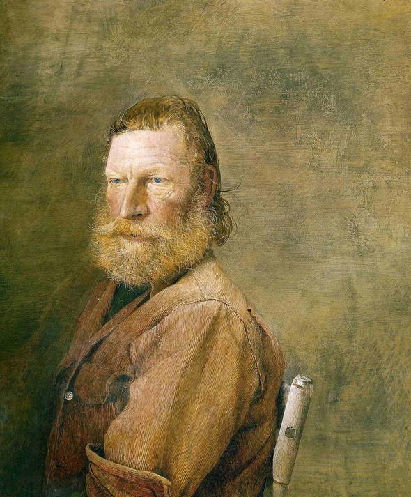 Andrew Newell Wyeth. Изображение № 25.