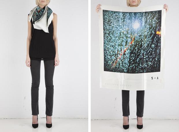 Завязать: 11 марок платков с принтами. Изображение № 76.