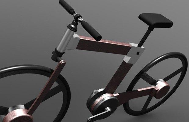 Велосипед Брайана Уолша. Изображение № 3.