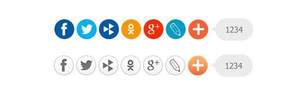 Редизайн: Новый логотип «ВКонтакте» . Изображение № 27.