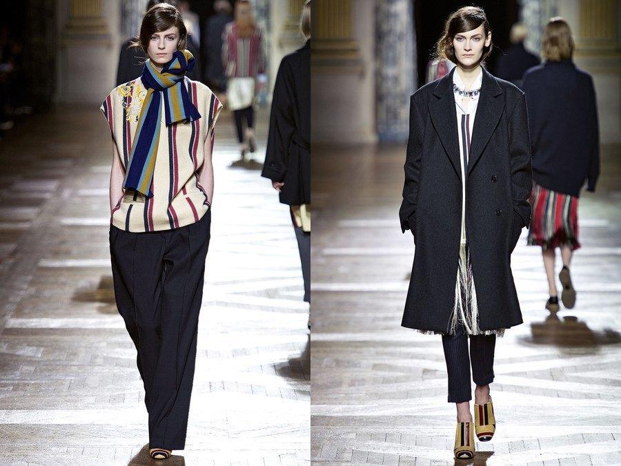 Неделя моды в Париже:  Дни 1 и 2. Изображение № 7.