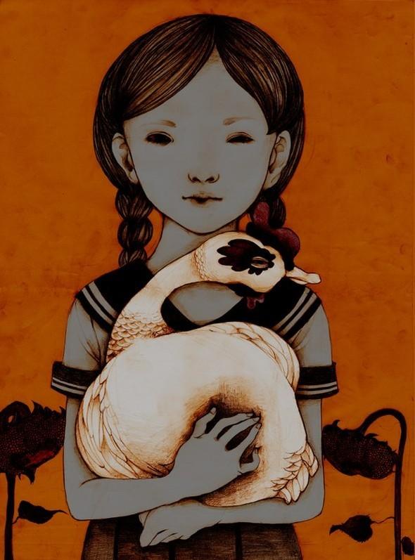 Как болеет за детей Хикари Шимода. Изображение № 11.
